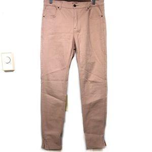 Harper blush pink jeans D10-1050 size 30